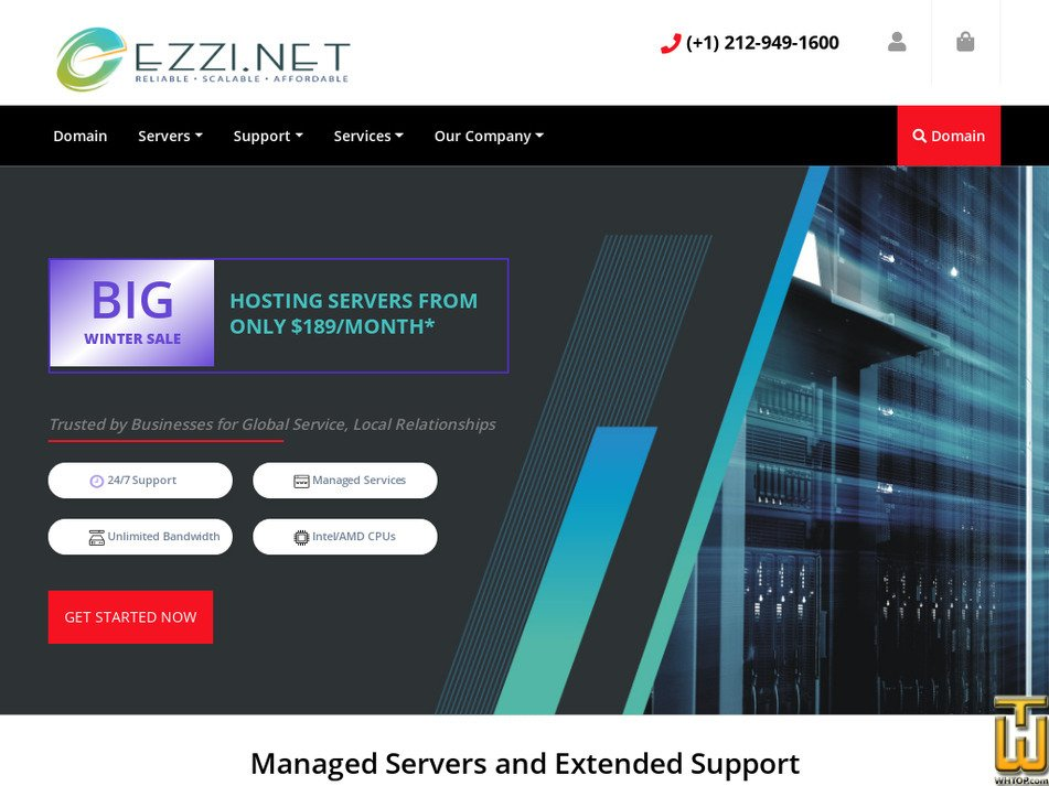 ezzi.net Screenshot