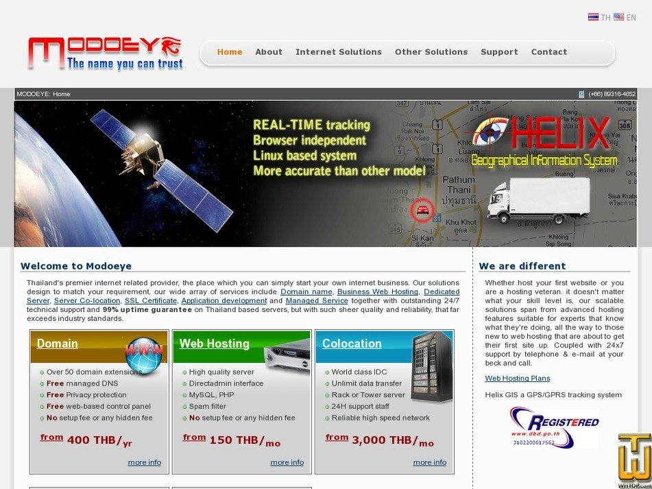 modoeye.com Screenshot