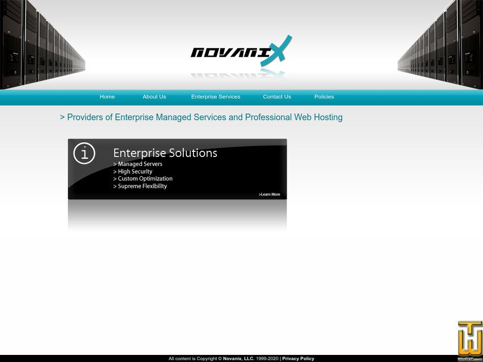 novanix.com Screenshot
