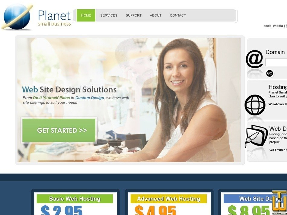 planetsmb.com Screenshot