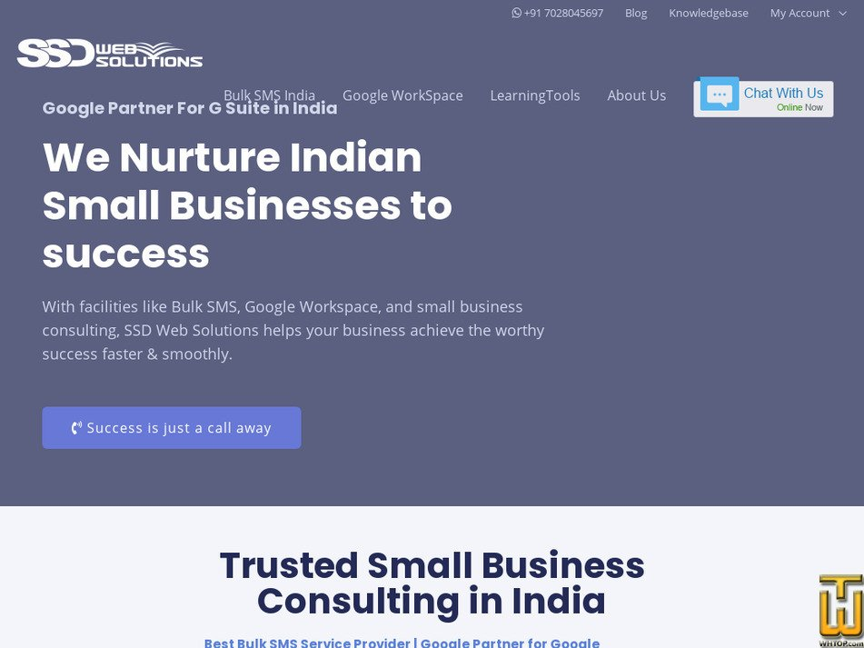 ssdindia.com Screenshot
