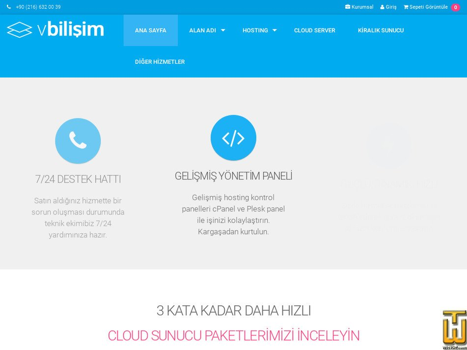 vbilisim.com Screenshot