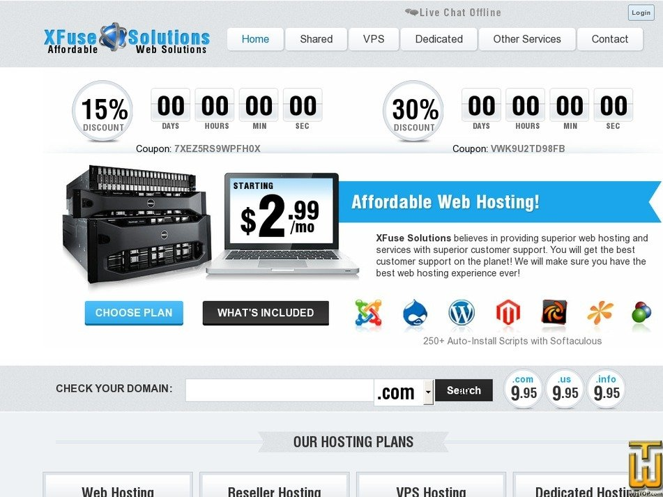 xfusesolutions.com Screenshot