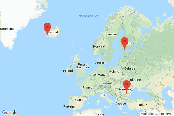 Datacenter locations for flokinet.is