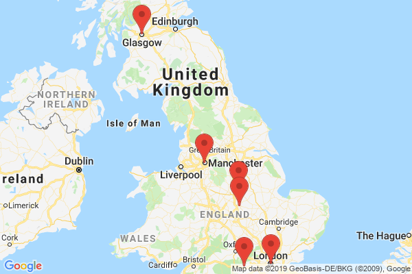 Datacenter locations for storminternet.co.uk