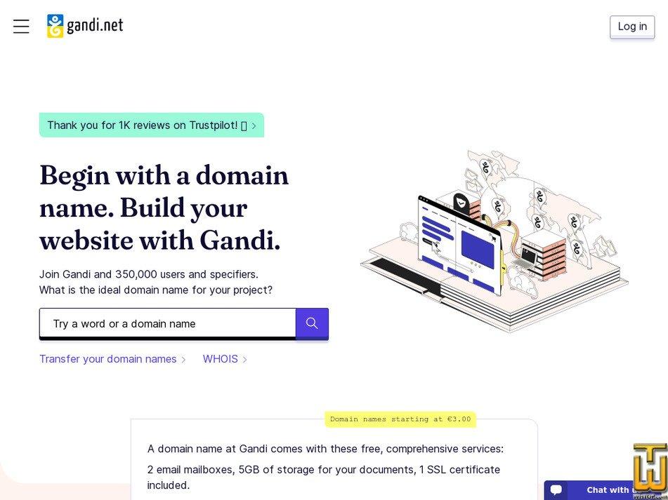 Gandi Becomes Ssl Certification Authority 2009 03 04